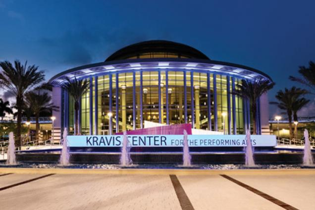 Kravis Center for the Performing Arts