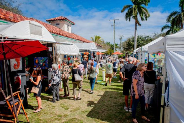 Fall Art on the Square 2019