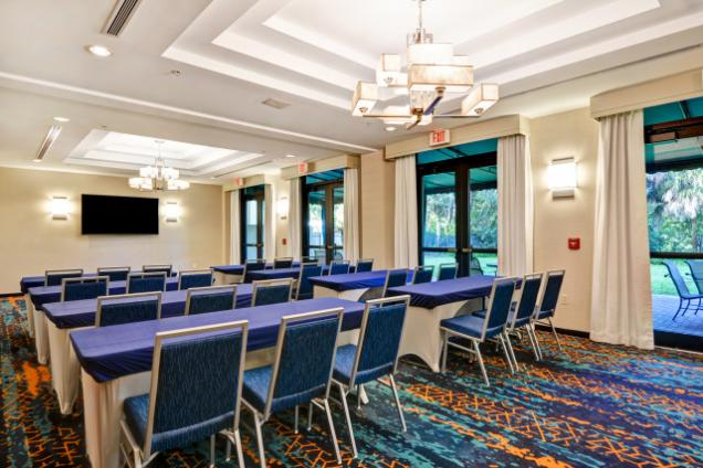 Meeting Space - Host your next training or meeting with the Hampton Inn
