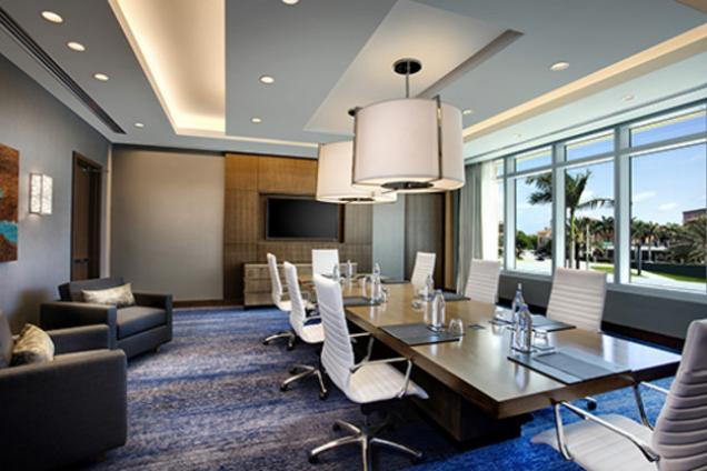 Hibiscus Meeting Room Small