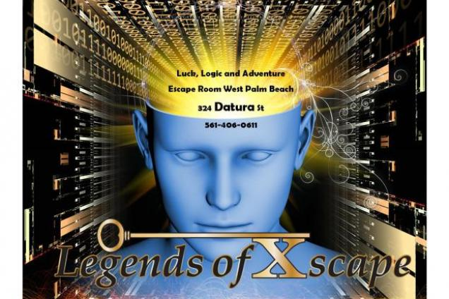 Legends of Xscape - Luck, Logic and Adventure Awaits You.