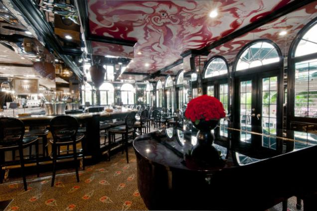 Leopard Lounge and Restaurant