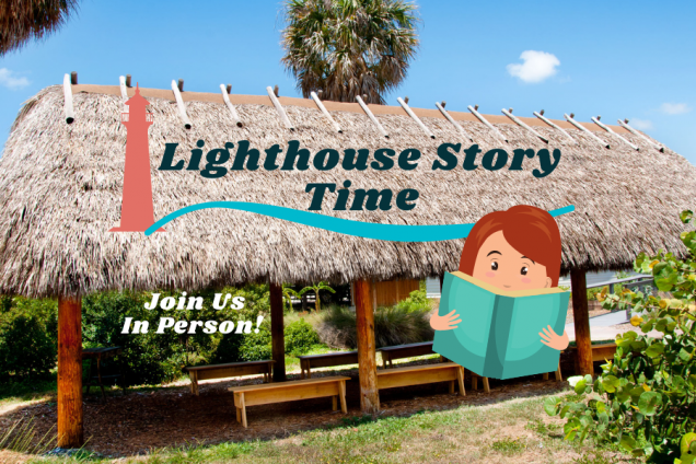 Lighthouse Story Time & Crafts for Kids