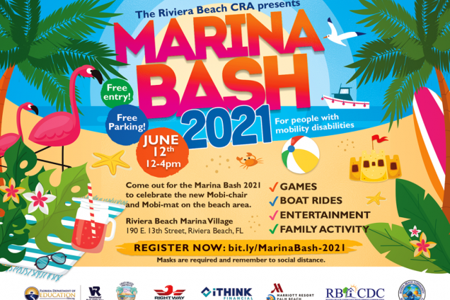 Marina Bash 2021: An Event for the Mobility Challenged