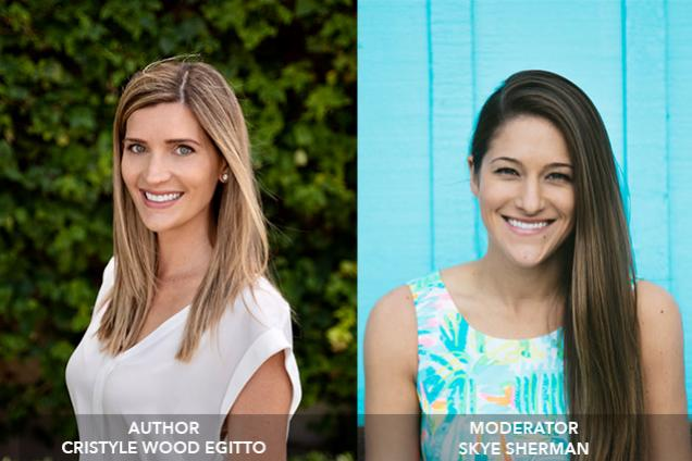 Meet the Writer - Women's Book Series - Cristyle Wood Egitto - 111 Places in Palm Beach that You Must Not Miss