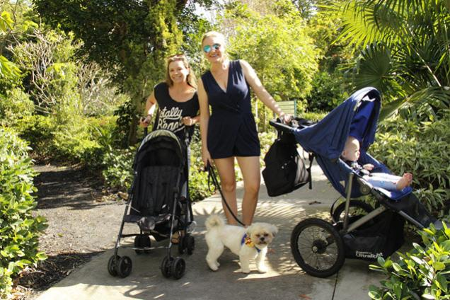 Mother's Day & Dogs' Day in the Garden