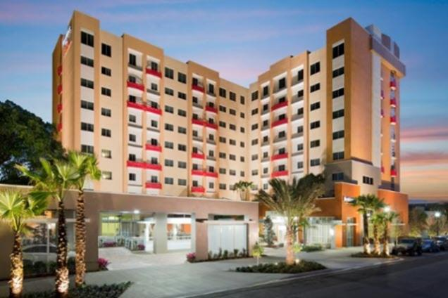 Residence Inn Downtown Marriott WPB