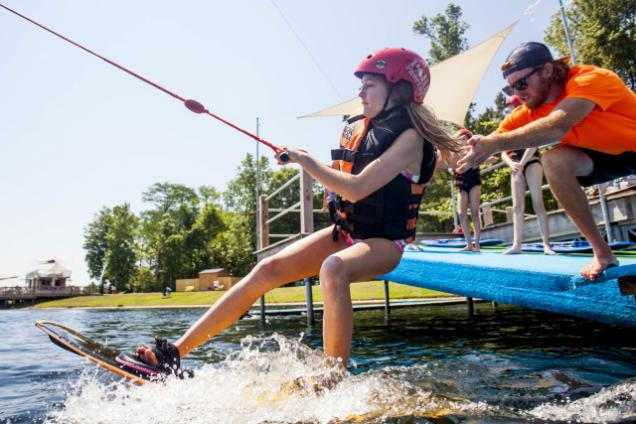 Shark Wake Park - Cable Park - Beginner Cable
