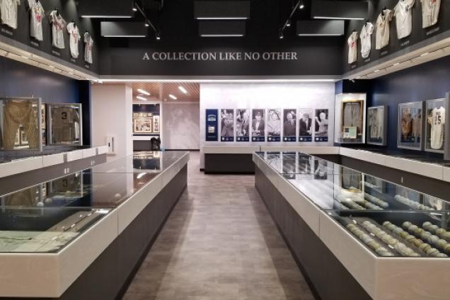 Fogelman Sports Museum - The Fogelman Sports Museum is located on the Florida Atlantic University campus at 777 Glades Road, Boca Raton.