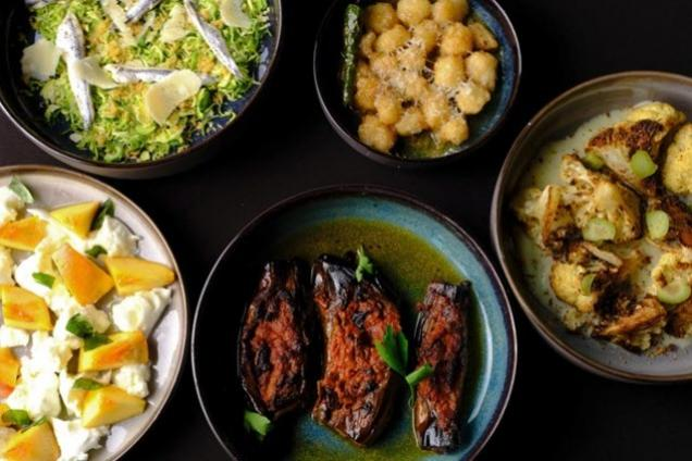 The Blind Monk Small Plates