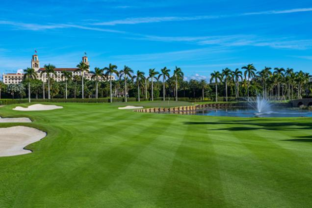 Ocean Course at The Breakers