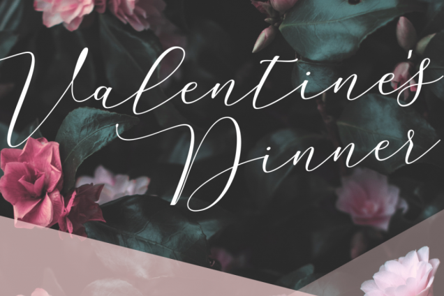 Valentine's Dinner at the Addison