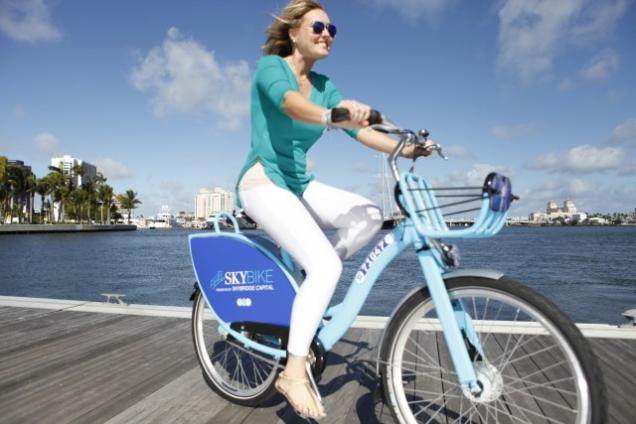 Bicycle Tours with Visit Palm Beach