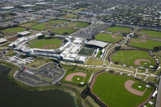FITTEAM Ballpark Complex