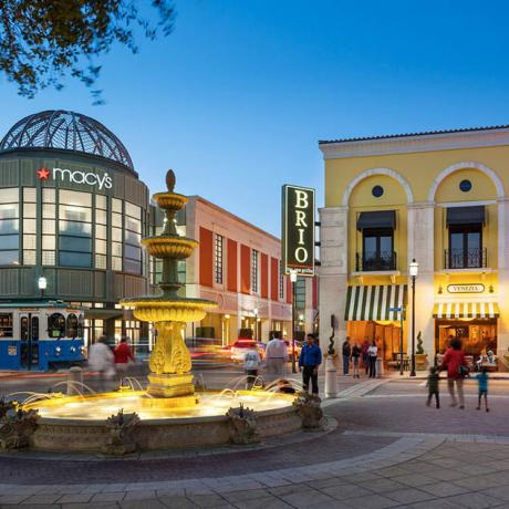 Shopping - West Palm Beach City Place
