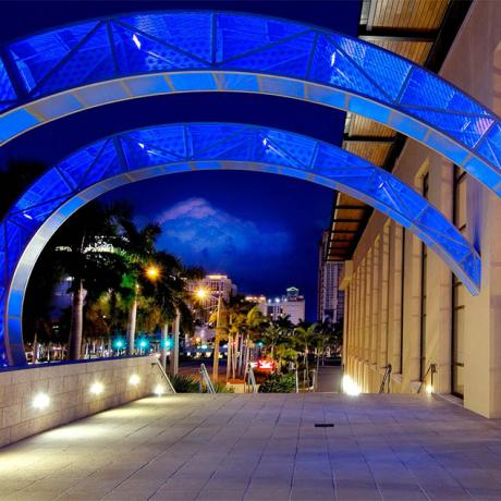 Centro de convenciones de West Palm Beach
