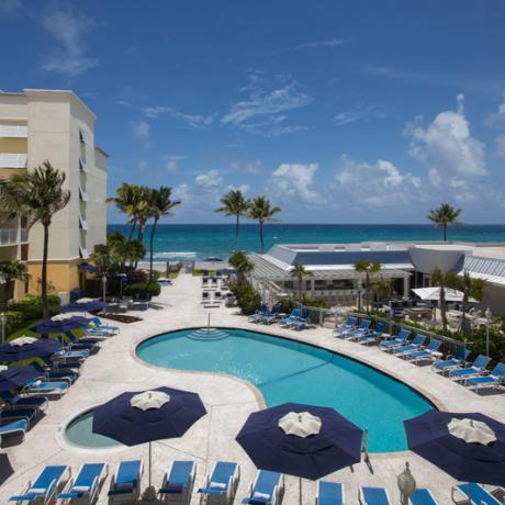 Piscina de Delray Sands Resort
