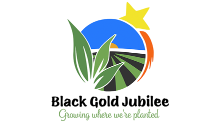 Black Gold Jubilee Logo