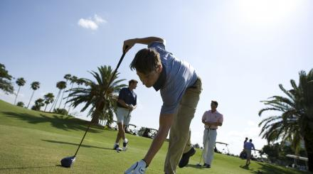 Golf en Boca Raton Resort & Club