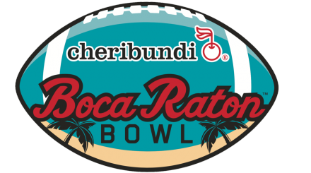 Logotipo do Cheribundi Boca Bowl