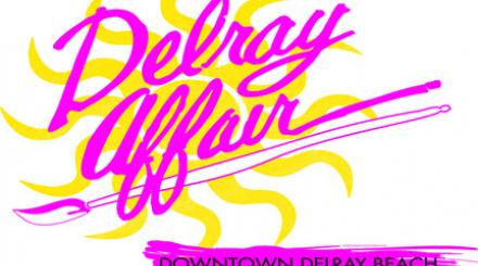 Logotipo de Delray Affair