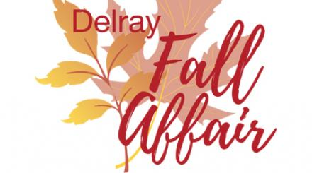 Fall Delray Affair Logo