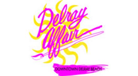 Delray Affair-logotipo