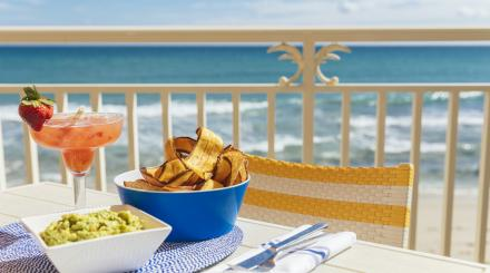 Vista de Breeze Ocean Kitchen