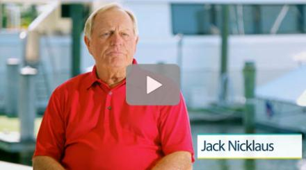 Jack Nicklaus auf The Palm Beaches