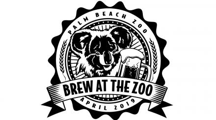 Brew no logotipo do Zoo