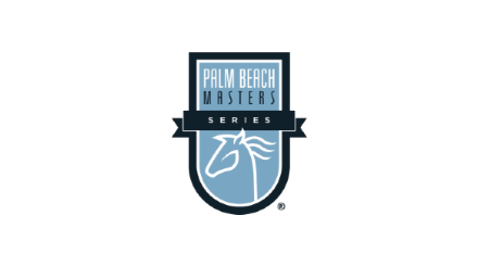 Palm Beach Masters series logo