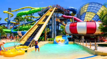 Rapids Water Park, West Palm Beach