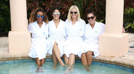 Spa & Wellness Month - girls day out at PGA National Resort & Spa