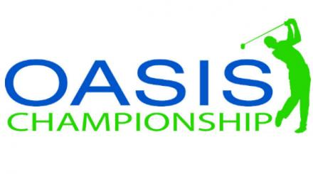 The Oasis Championship logo