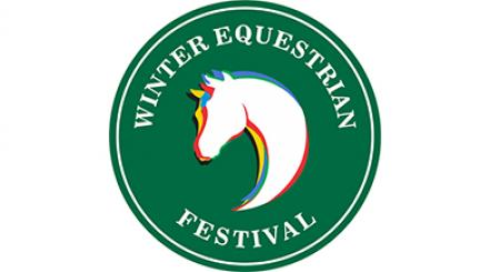 Winter Equestrian Festival logotipo
