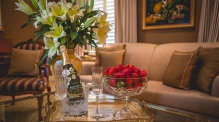 Sweetheart Package at The Chesterfield Palm Beach
