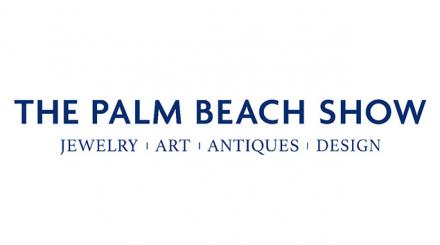 Block Logo Die Palm Beach Show