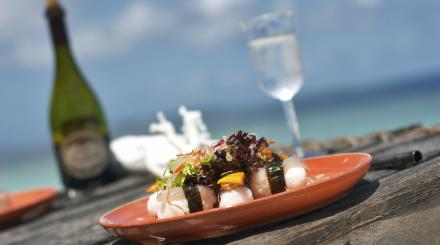 flavor palm beach photo food and wine on beach