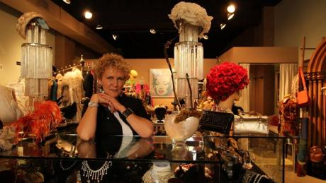 shop keeper and antiques