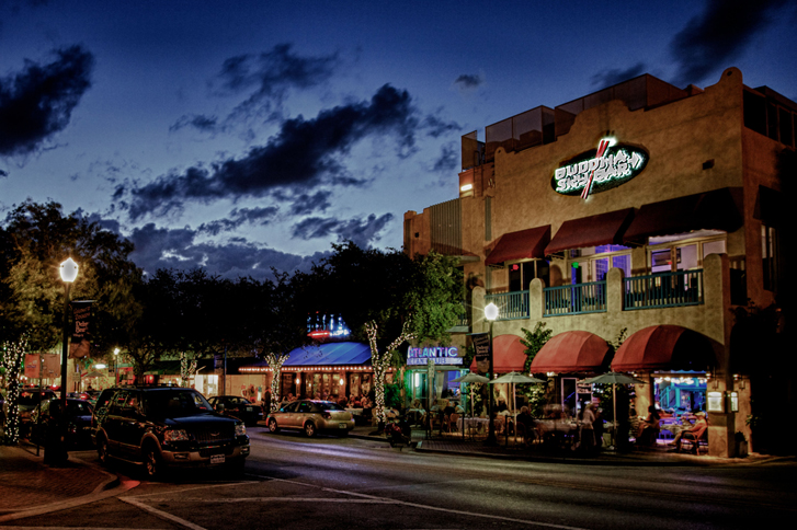 Atlantic Avenue, Delray Beach