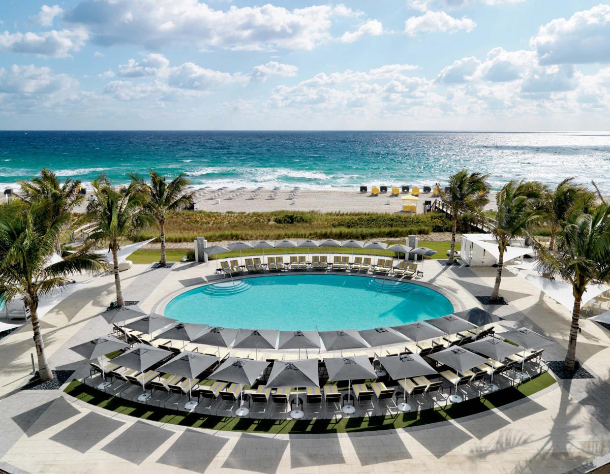 Boca Raton Resort & Club club de playa