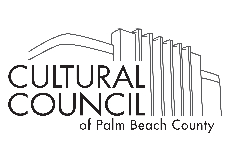 Cultural Council of PBC logo