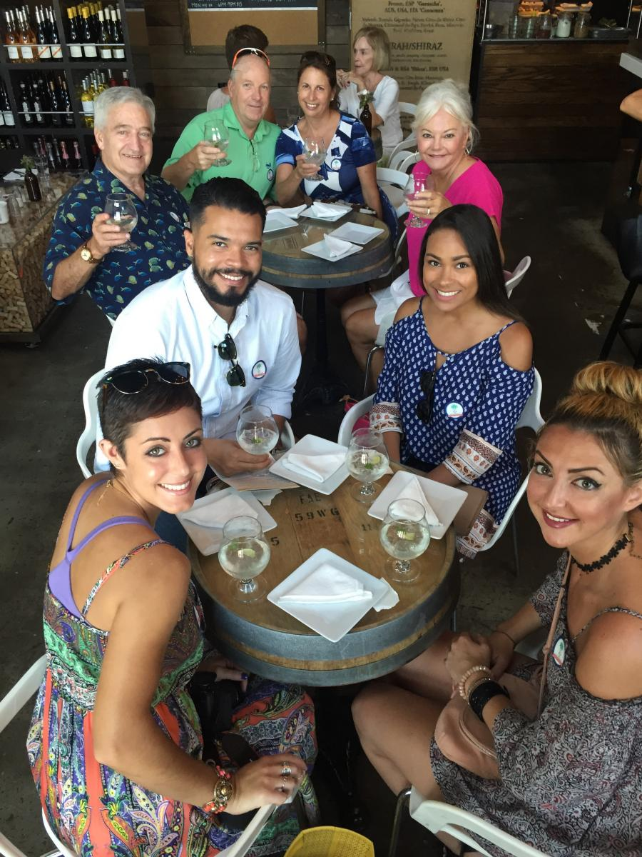 Night out with West Palm Beach Food Tours