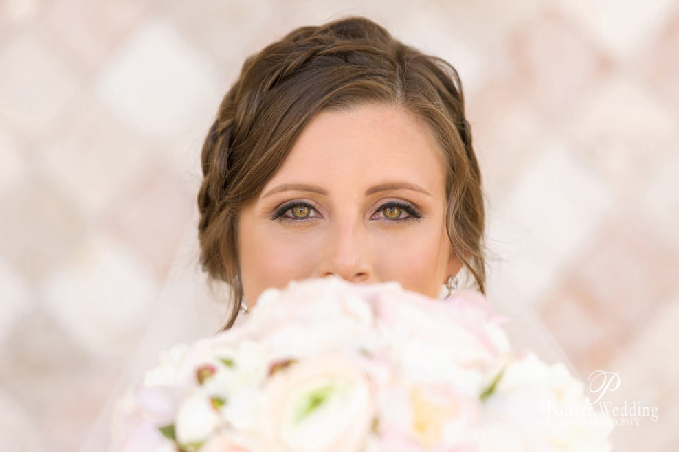 Kiss This Makeup wedding client