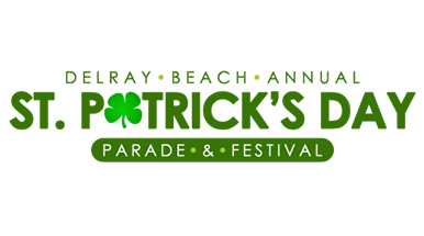 Delray beach florida st patrick 39 s day parade festival for St patrick s church palm beach gardens