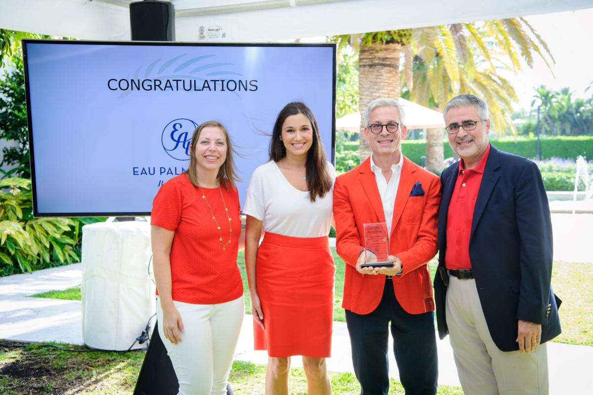 Alojamiento Partner del año: Eau Palm Beach Resort & Spa