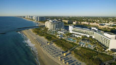 Boca Raton Beach and Inlet