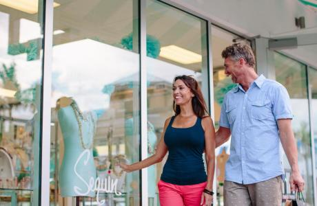 Atlantic Avenue Shopping in The Palm Beaches