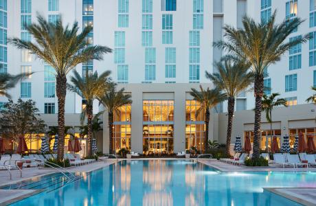 Hilton West Palm Beach Meeting Hotels