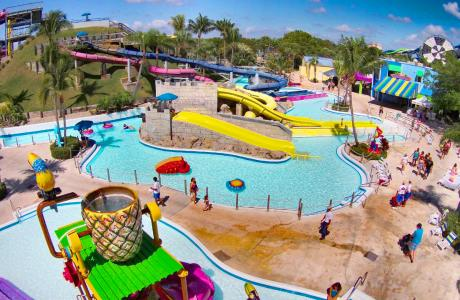Rapids Water Park, West Palm Beach, Florida